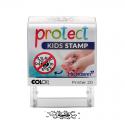 COLOP NIO stamps - Kids protect Covid-19