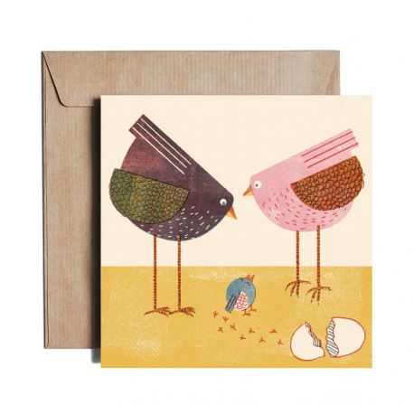 Greeting card COOL GRANDPARENTS