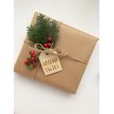 """Bilecik do prezentu """"Wesołych Świąt"""""""