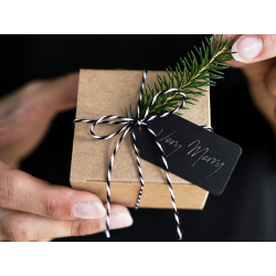 Twine for packaging gifts